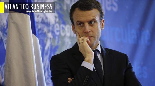 Emmanuel Macron prépare un programme pour entrer dans le jeu présidentiel…