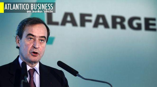 Le suisse Holcim et le français Lafarge ont annoncé ce lundi leur fusion dans une société commune baptisée LafargeHolcim.