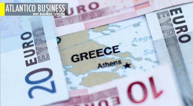 Le gouvernement grec a lancé jeudi une émission obligataire sur 5 ans.