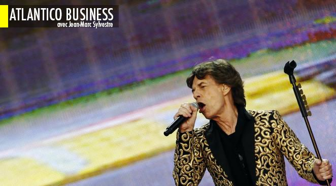 Mick Jagger devient papa pour la huitième fois à 73 ans