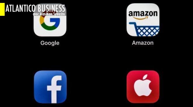 Apple, Microsoft, Google, Amazon, Facebook : quand la surpuissance de la Tech annonce et prépare la prochaine crise mondiale
