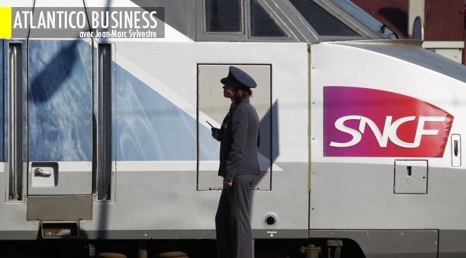 SNCF Geodis et SNCF Proximité portent le chiffre d'affaires du groupe ferroviaire miné par la baisse du trafic Grandes Lignes