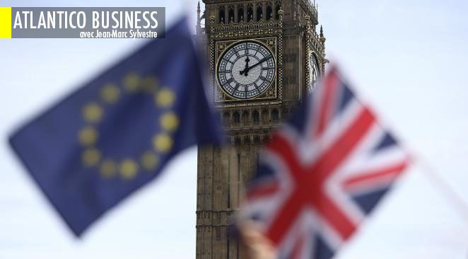 Londres empêtrée dans le Brexit : mauvaise nouvelle pour les populistes, l'Europe relève la tête
