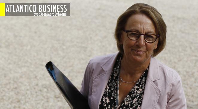 Marylise Lebranchu, ministre de la Fonction publique.