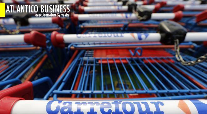Carrefour /Amazon, le combat des géants mondiaux de la distribution tous produits se prépare. Il va être sanglant.