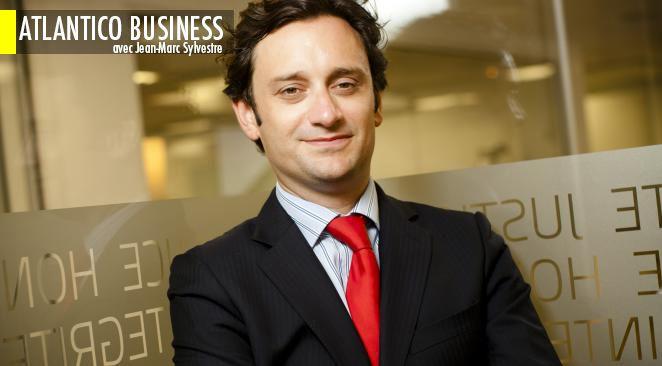 Pierre-Antoine Dusoulier - Président de Saxo Banque France