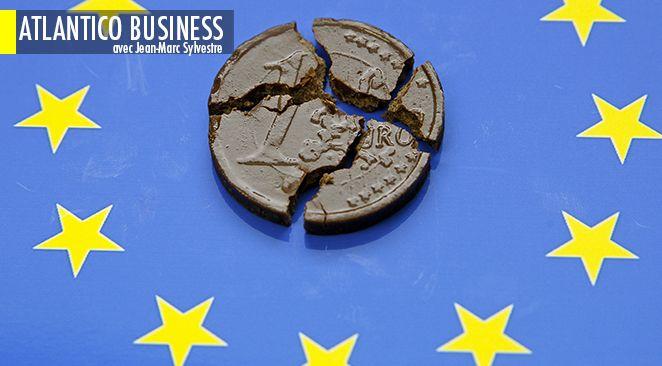 Le prix de l'euro baisse par rapport aux autres monnaies et devrait permettre à l'industrie européenne de restaurer sa compétitivité