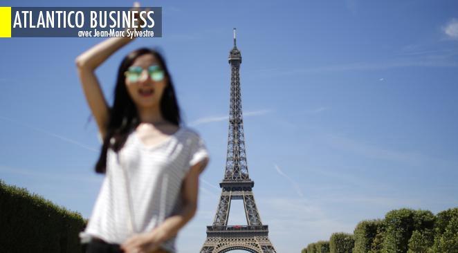 La France a pour la première fois quitté le podium des nations touristiques en termes de recettes.