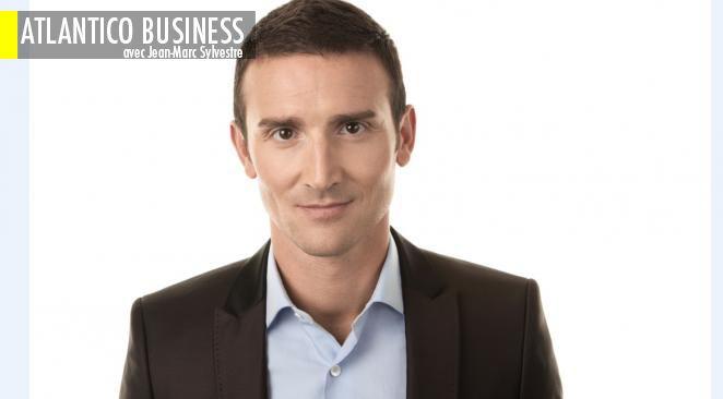 Guillaume Cairou, président de Didaxis et du Club des Entrepreneurs