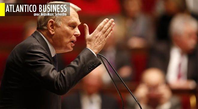 Jean-Marc Ayrault commence aujourd'hui à consulter les partenaires sociaux pour sa grande réforme de la fiscalité française.