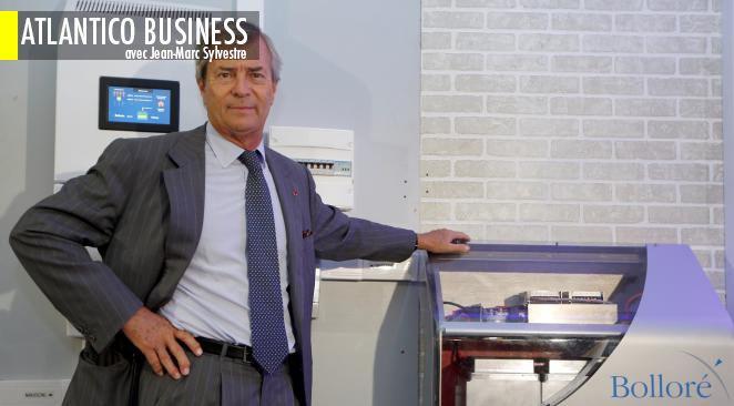 Vincent Bolloré prendra la direction de Vivendi mi-2014.