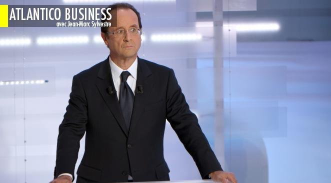 François Hollande s'embrouille dans sa communication sur le chômage.
