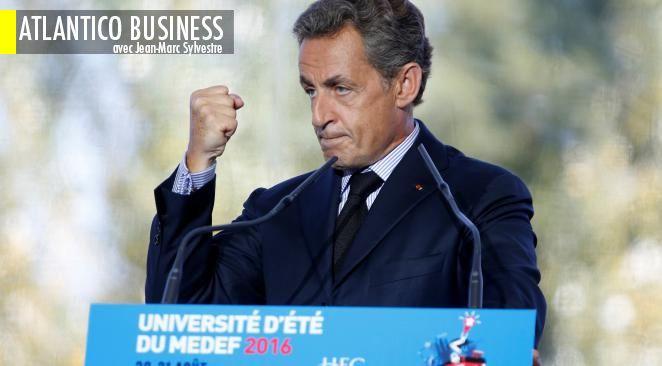 Sarkozy essaie de renouer avec les patrons du Medef ... et pourrait y parvenir