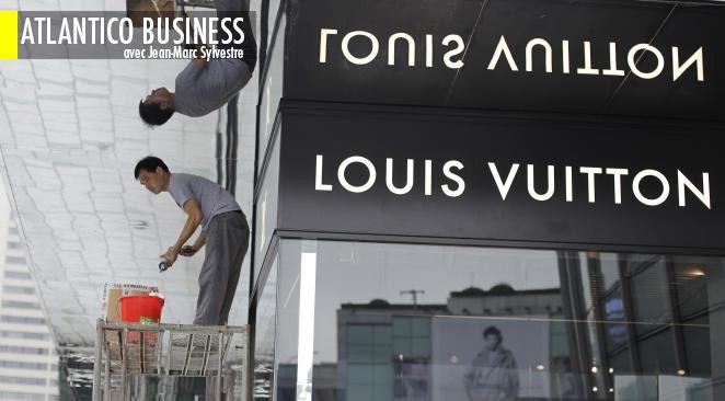 Déficit commercial encore catastrophique en janvier : le commerce extérieur de la France ne survit que grâce aux ventes de sacs Vuitton, aux avions Dassault et à la tour Eiffel