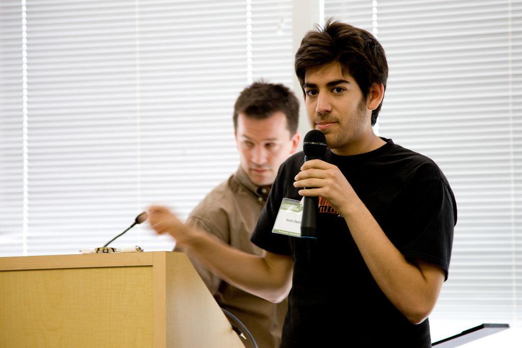 Aaron Swartz avait 26 ans