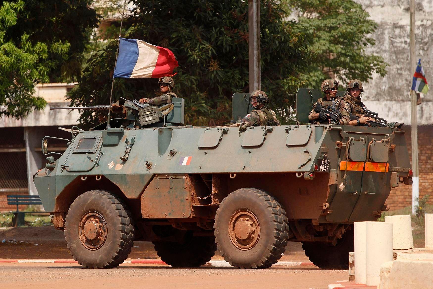 1 000 soldats français sont toujours présents en Centrafrique.