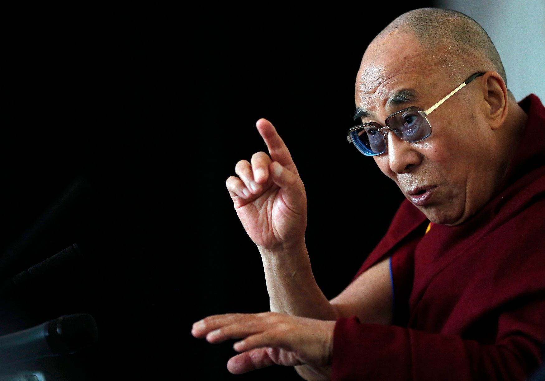 Crise des migrants : selon le dalaï-lama, trop de réfugiés se trouvent en Europe