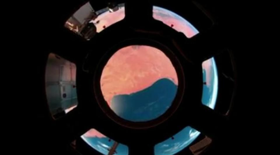 La Terre vue de l'espace grâce à un timelapse étonnant