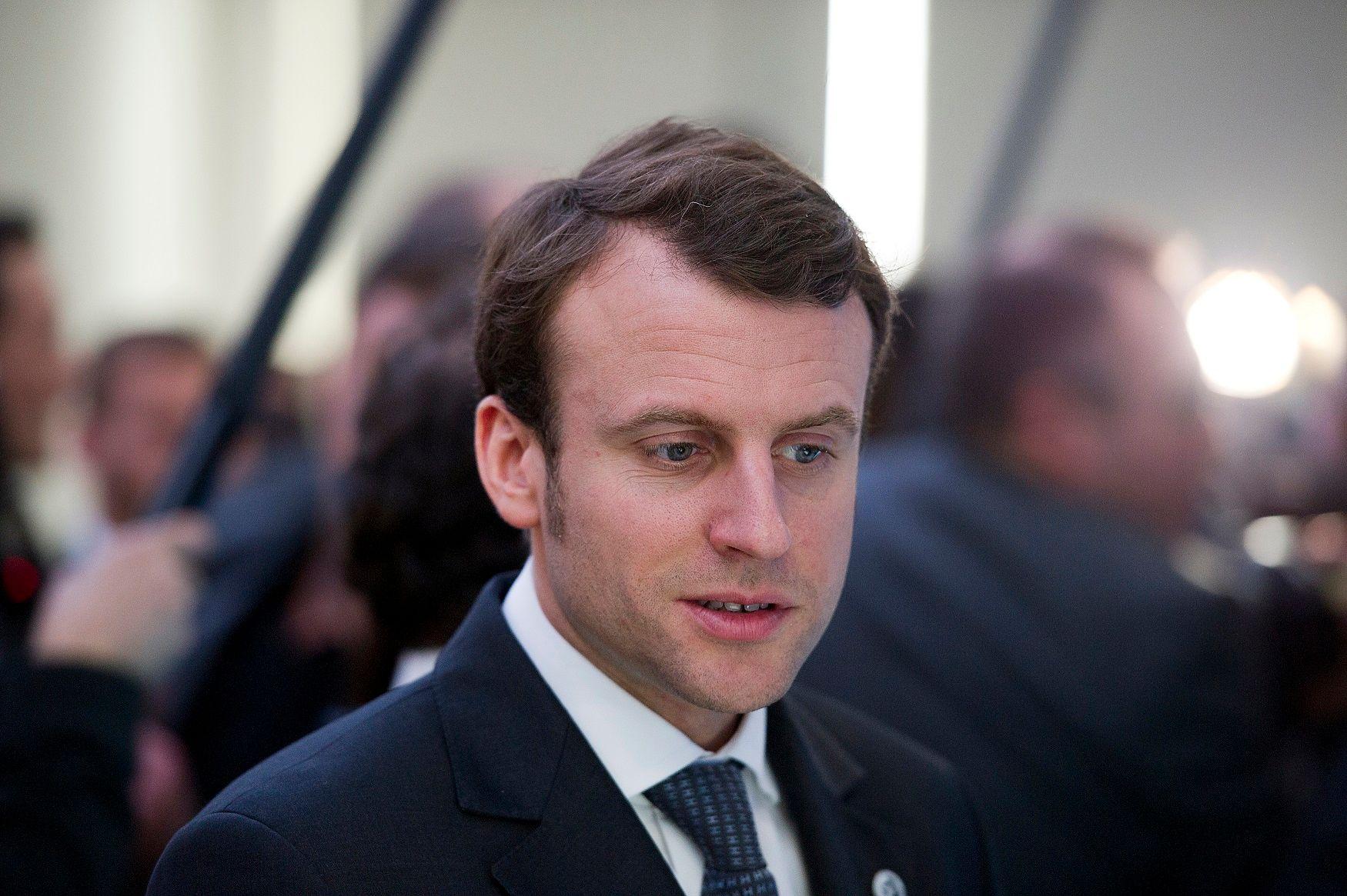 Emmanuel Macron a évoqué l'échec du pacte de responsabilité
