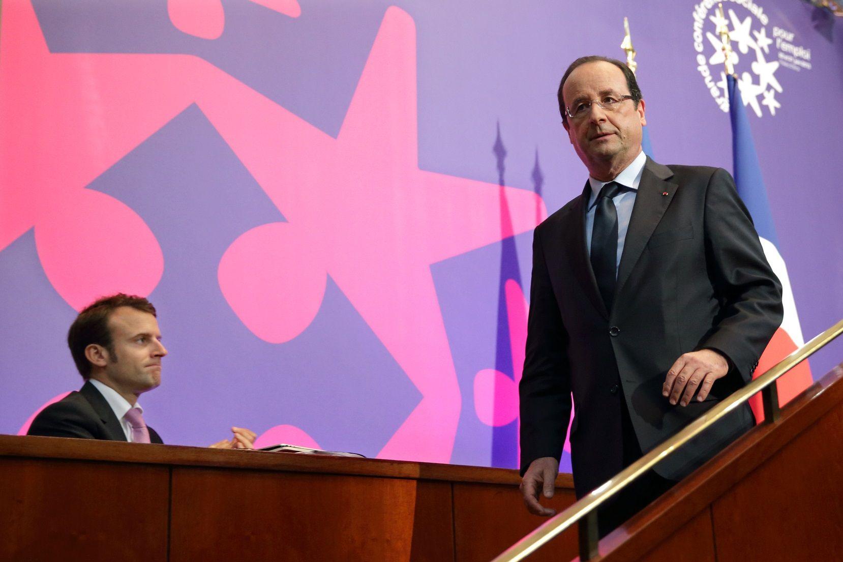 Hollande va-t-il soutenir Macron ? L'annonce d'un de ses proches vire à l'imbroglio