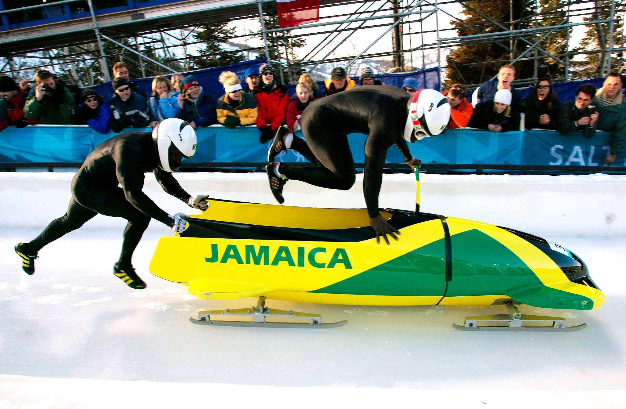 JO 2014 : la Jamaïque se qualifie en bobsleigh, mais...
