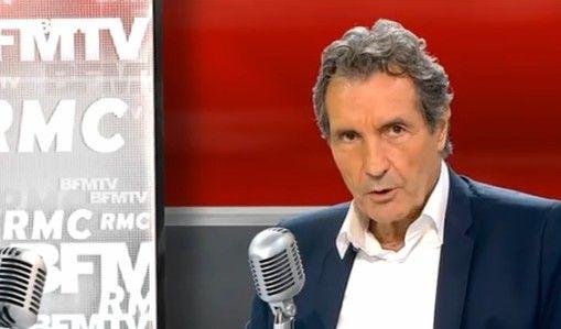 """Jean-Jacques Bourdin n'ira """"plus jamais chez Thierry Ardisson"""""""