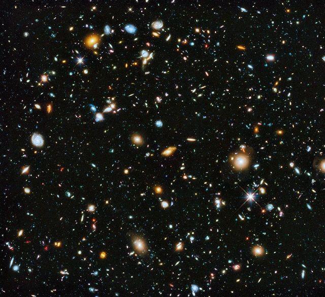 Nasa : Hubble dévoile la photo la plus colorée de l'univers avec 10000galaxies