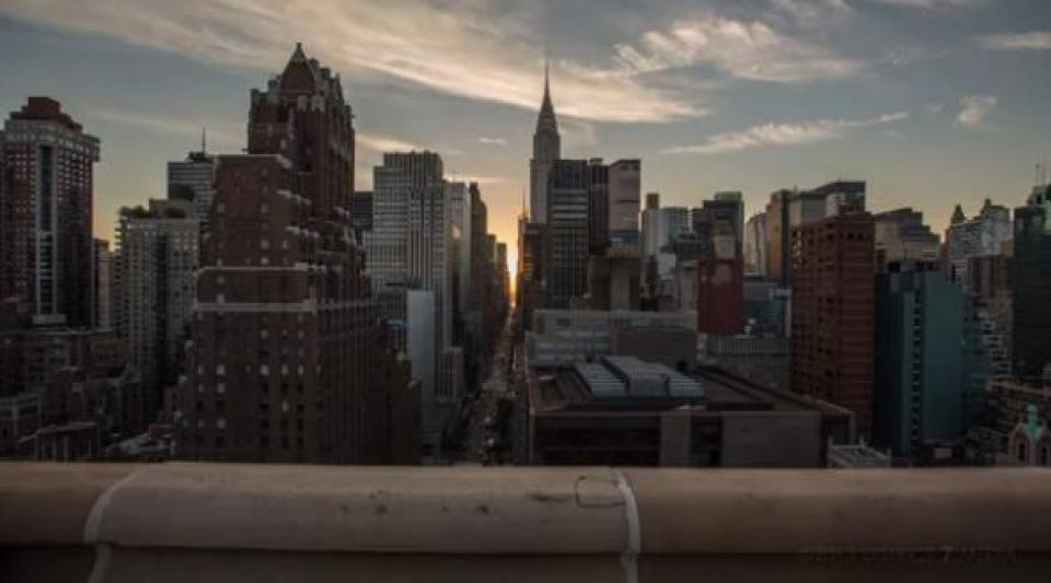 New York : la ville filmée via un timelapse impressionnant