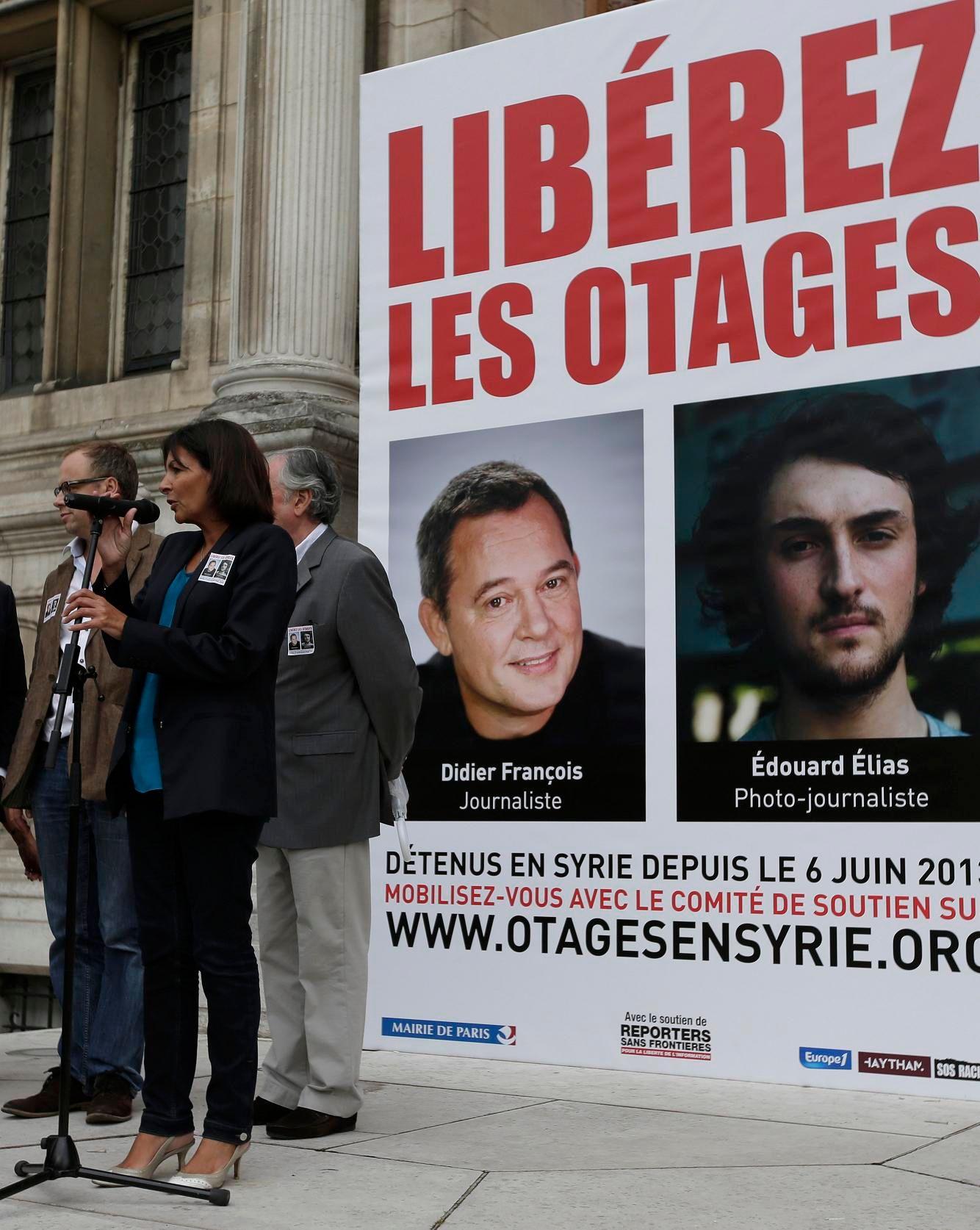 Pourquoi on parle si peu de l'épidémie d'enlèvements de journalistes en Syrie