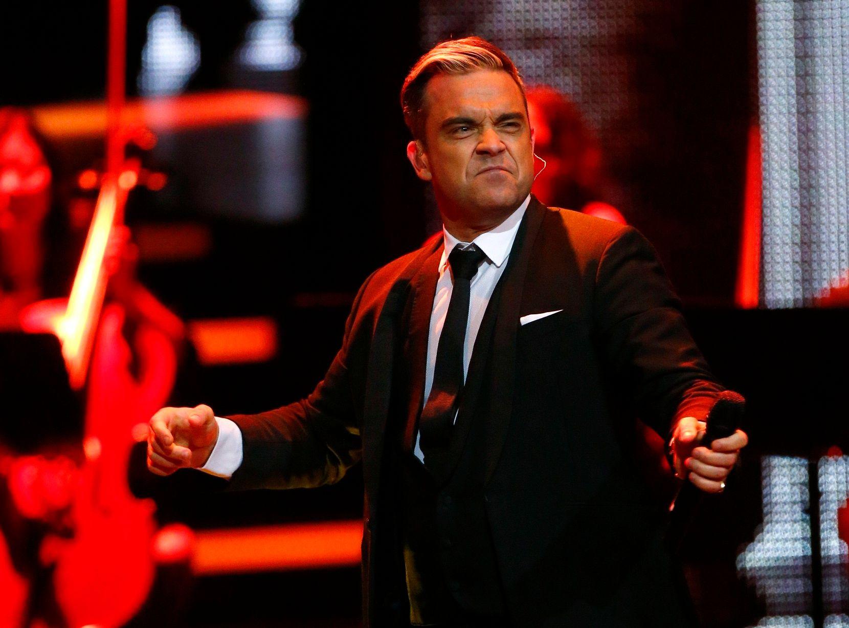 Robbie Williams censuré par la BBC pour une histoire de masturbation