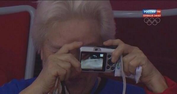 Jeux Olympiques de Sotchi : etl'image la plus drôle des olympiades est...