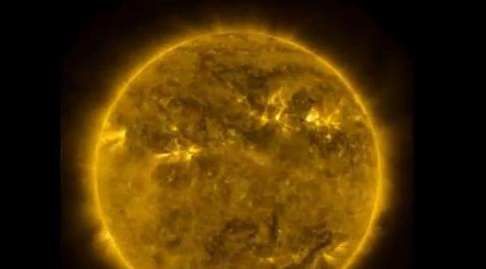 VIDEO Découvrez (de près) à quoi ressemble le Soleil