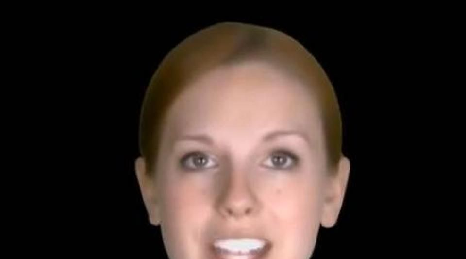 Zoe, le robot qui reproduit jusqu'à nos émotions faciales