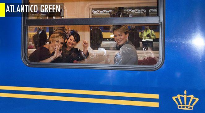 Les trains néerlandais roulent désormais entièrement à la force du vent