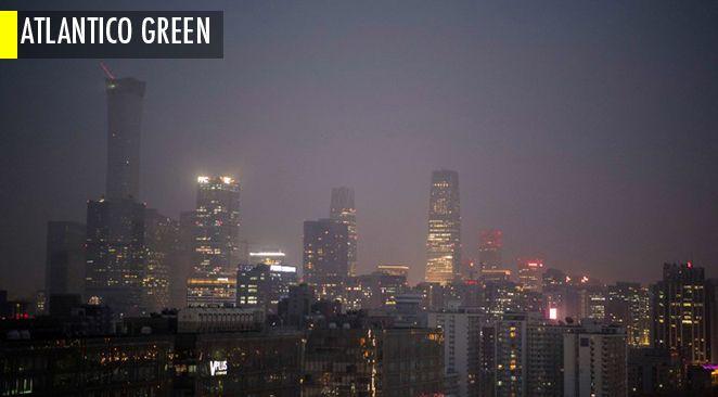La Chine en pleine conversion écologique