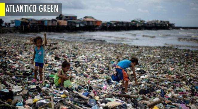 Un nouveau risque pour l'homme ? Les océans sont tellement jonchés de déchets plastiques que l'on en trouve désormais des traces dans le sel (et dans les poissons)