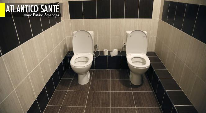 Les toilettes, plus propres que votre bureau ? ; Obésité infantile : inquiétante explosion des cas dans le monde
