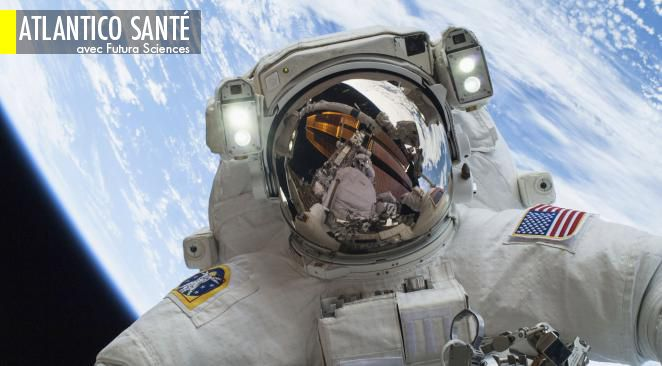 En situation de microgravité, le myocarde des astronautes finit par s'arrondir et pourrait engendrer des complications cardiovasculaires.