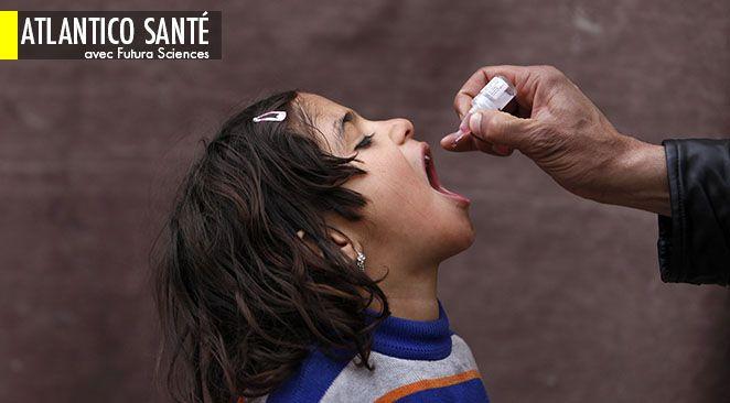 Un vaccin oral pourrait être efficace contre le choléra.