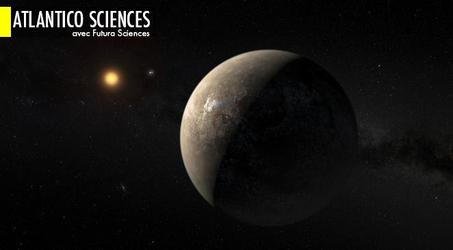 Tourisme spatial : la Chine annonce un avion suborbital ; Proxima b : une exoplanète recouverte d'un océan ?