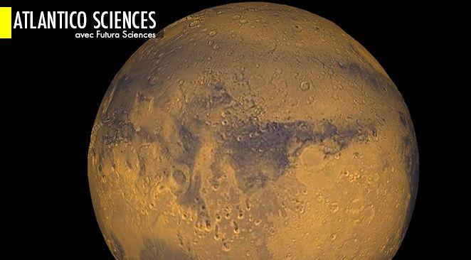 La Nasa a annoncé récemment avoir découvert la présence d'eau liquide sur Mars.