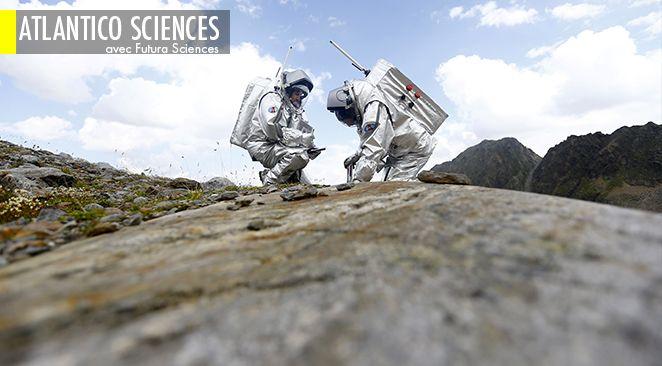 La Nasa travaille à son grand objectif d'envoyer des Hommes sur la Planète rouge.
