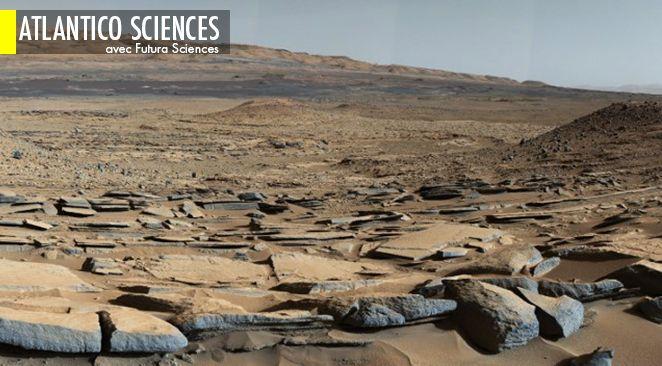 Mars : SpaceX repère déjà des sites d'atterrissage pour sa fusée Starship ; Une exploration inédite de l'épave du HMS Terror, disparu depuis 170 ans