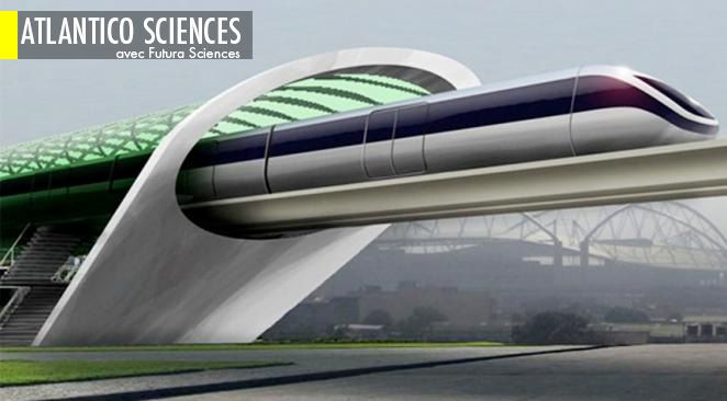 Hyperloop : la première capsule sera construite à Toulouse ; Vous pourrez bientôt tester la qualité de votre sperme avec votre smartphone