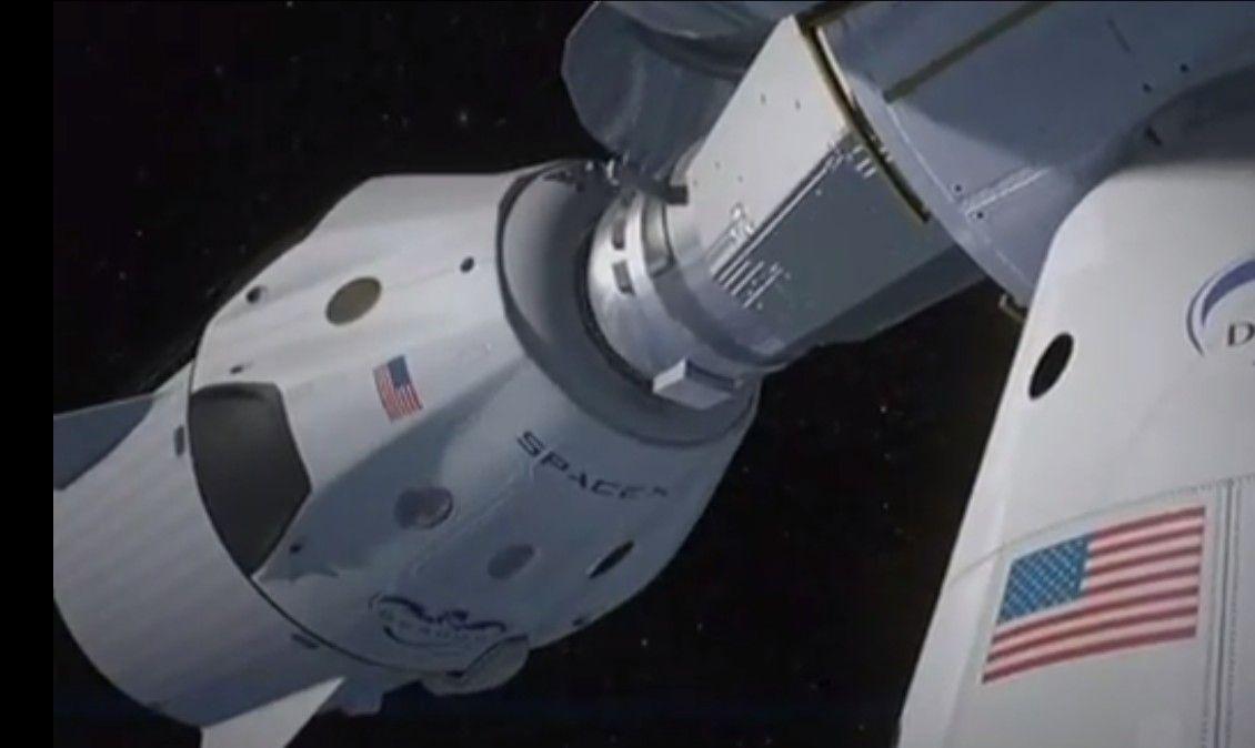 La Nasa travaille avec SpaceX et Boeing au développement de vaisseaux spatiaux privés.