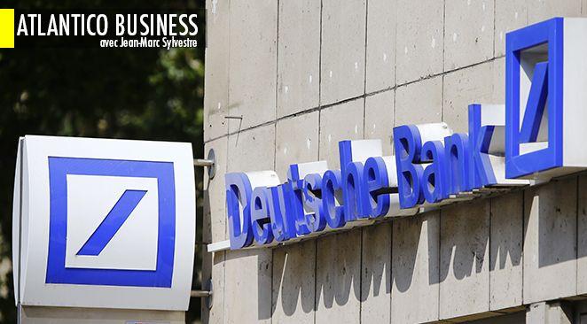 Alerte rouge dans les banques : ça craque en Italie, ça se fissure en Allemagne et ça tremble en Grande-Bretagne