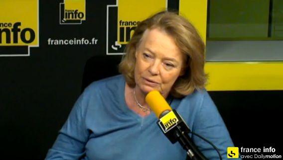"""Aude de Thuin - Osons la France : """"Descendre dans la rue, ce n'est pas la place des patrons"""""""
