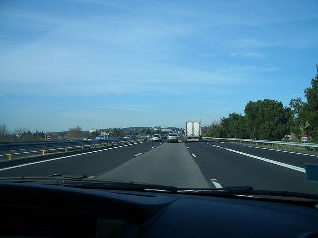 L'animateur Christophe Dechavanne a été contrôlé en excès de vitesse sur l'autoroute.