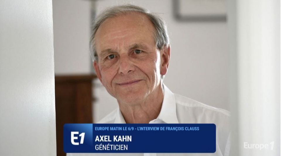 Axel Kahn vaccination gouvernement stratégie communication covid-19 transparence