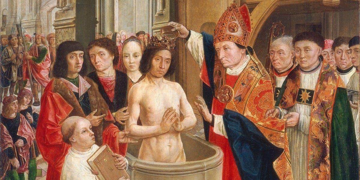 Les mystères du baptême de Clovis